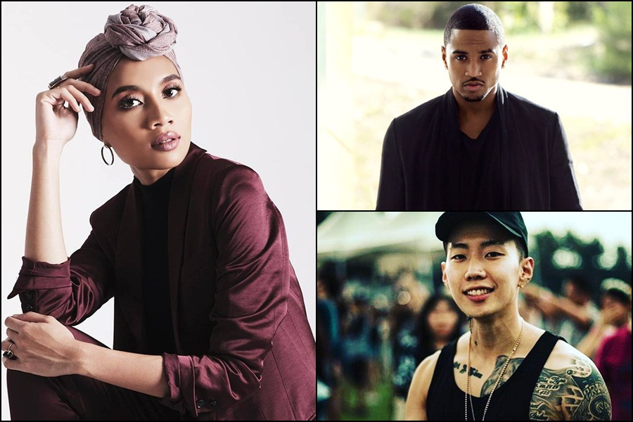 Yuna to perform in Seoul alongside Jay Park and Trey Songz