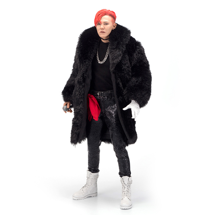 YG Family releases the first BIGBANG action figure