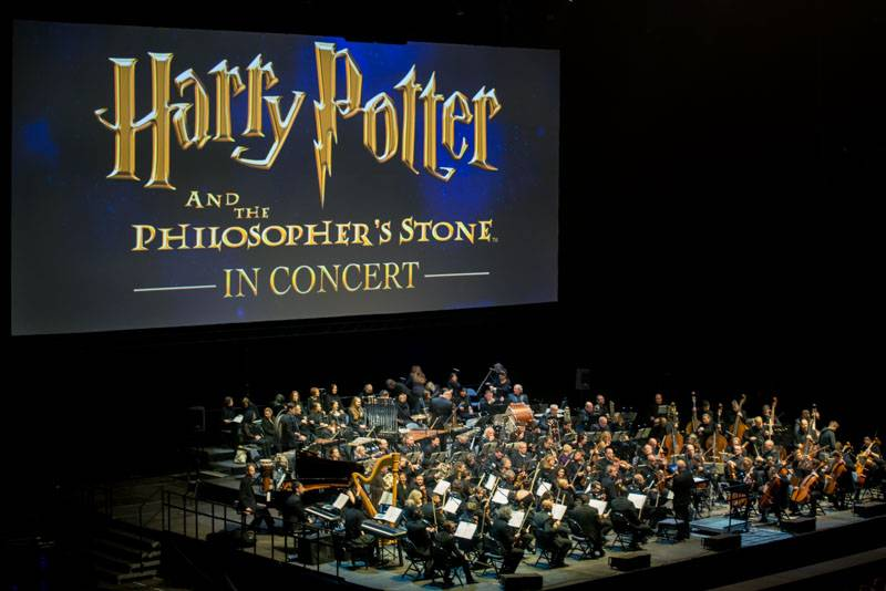 Harry Potter concert tonight postponed at the eleventh hour