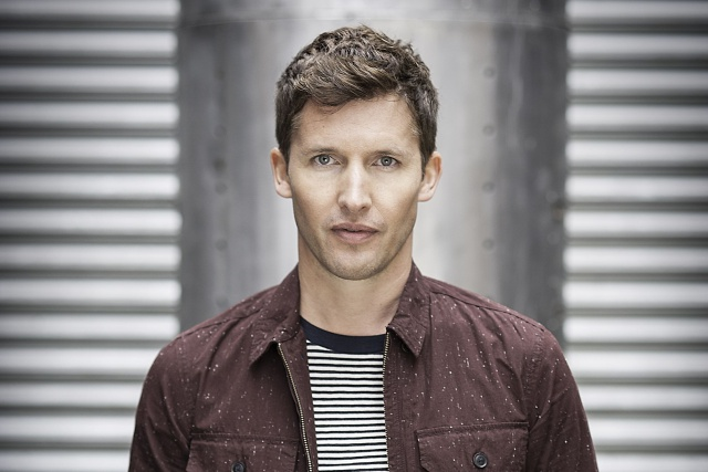 James Blunt is back and is touring Southeast Asia!
