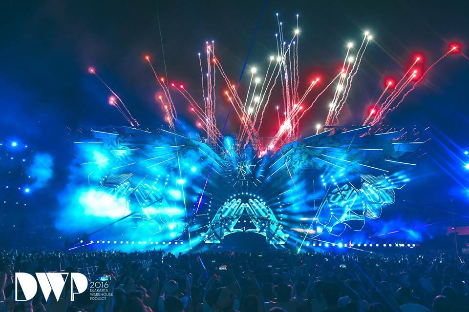 Djakarta Warehouse Project is back for the ninth year