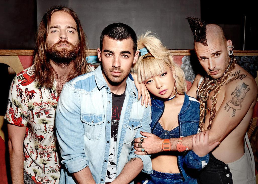 DNCE adds Malaysia in their Southeast Asian tour