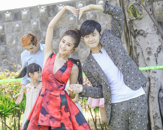 Fu Xinbo and Ying Er spark dating rumours again