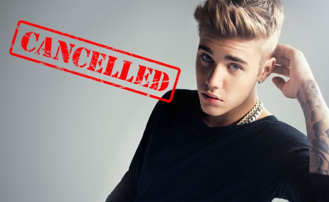 Update: Justin Bieber cancels remaining tour dates, including Asia