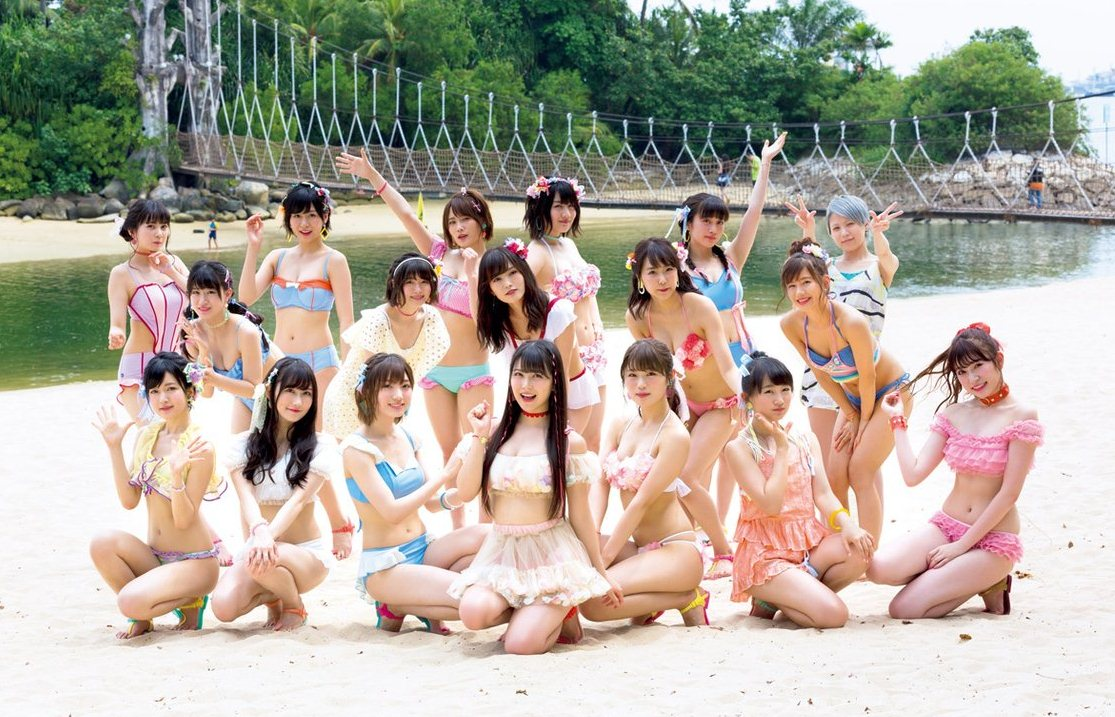 NMB48 includes Bangkok on their first Asia tour