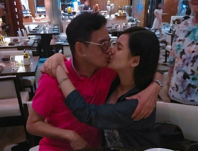 Joseph Lee: It's not wrong to kiss your daughter!