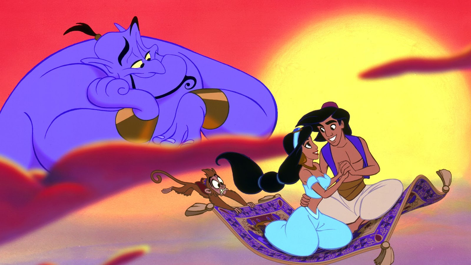 """""""Power Rangers"""" star cast in live-action """"Aladdin"""""""
