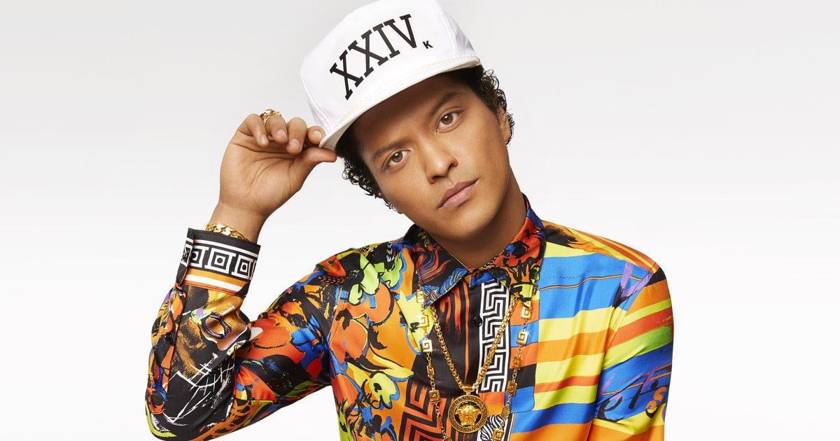 Update: Bruno Mars coming to Malaysia on May 2018