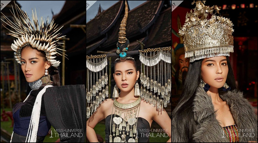 Top 10 beauties of Miss Universe Thailand
