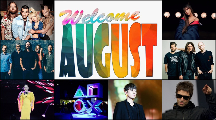 Events Not To Be Missed: August 2017