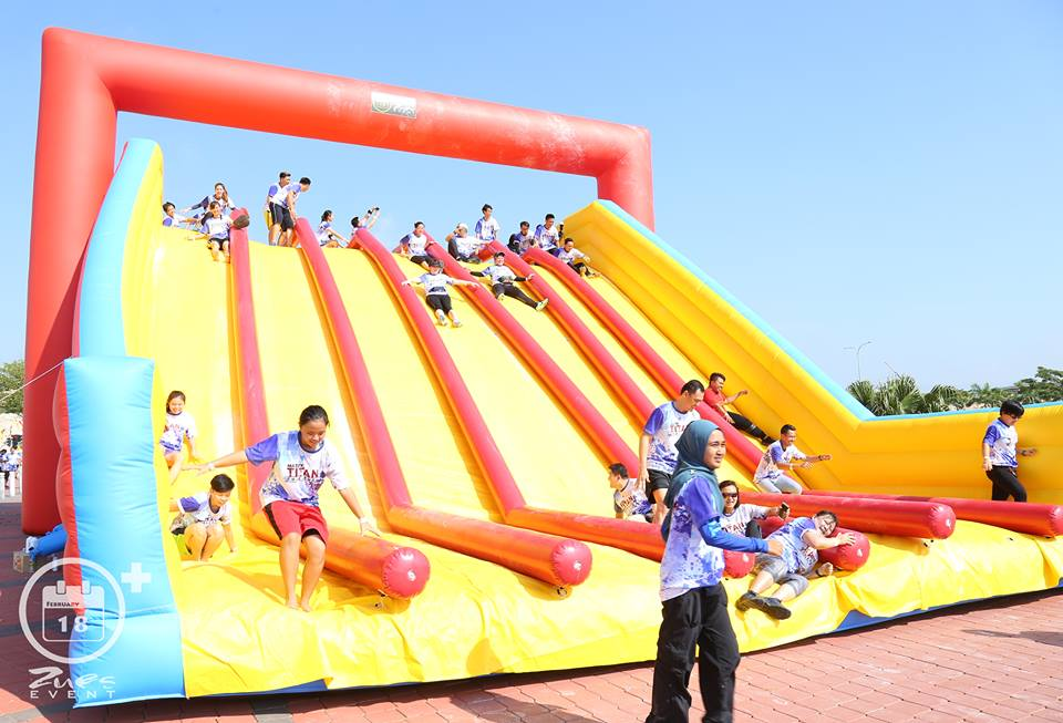 Malaysia's largest inflatable fun run returns with new features