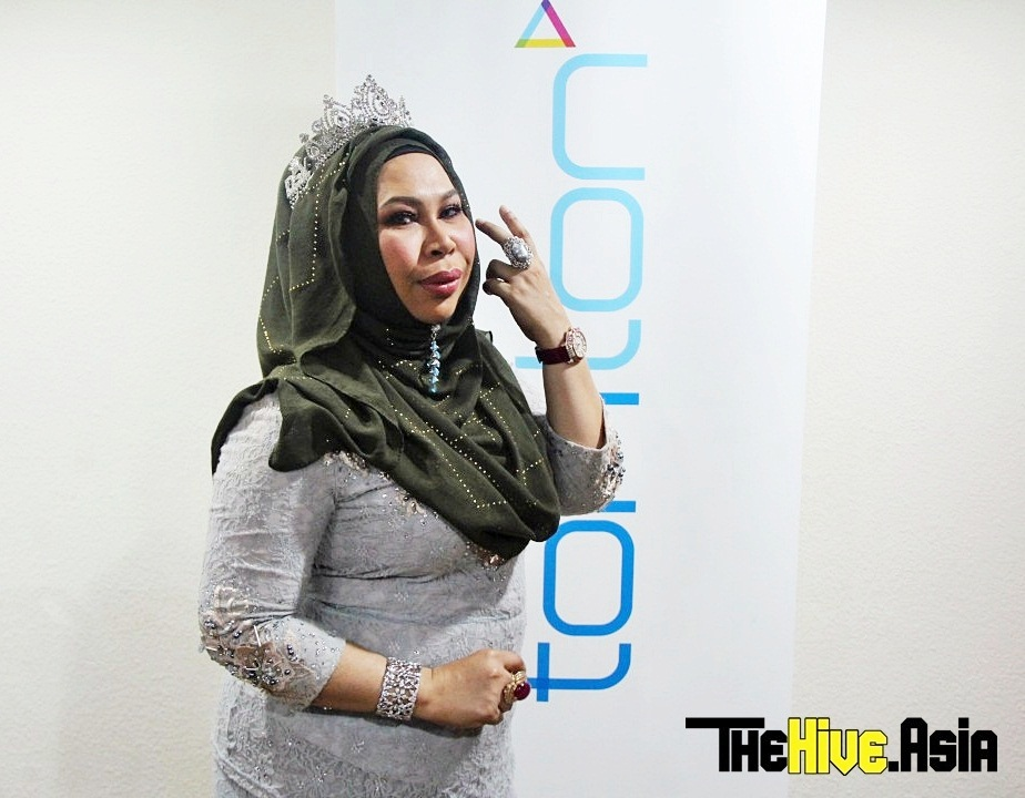 Dato Seri Vida to have her very own channel on tonton