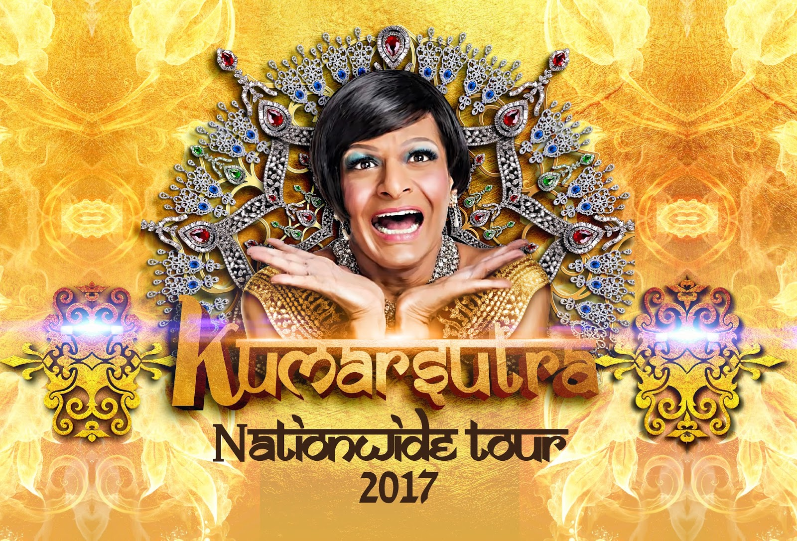 Singapore's hilarious drag queen is coming to Malaysia for a nationwide tour