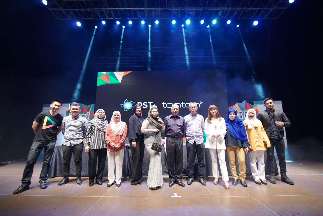 tonton brings its content to Brunei