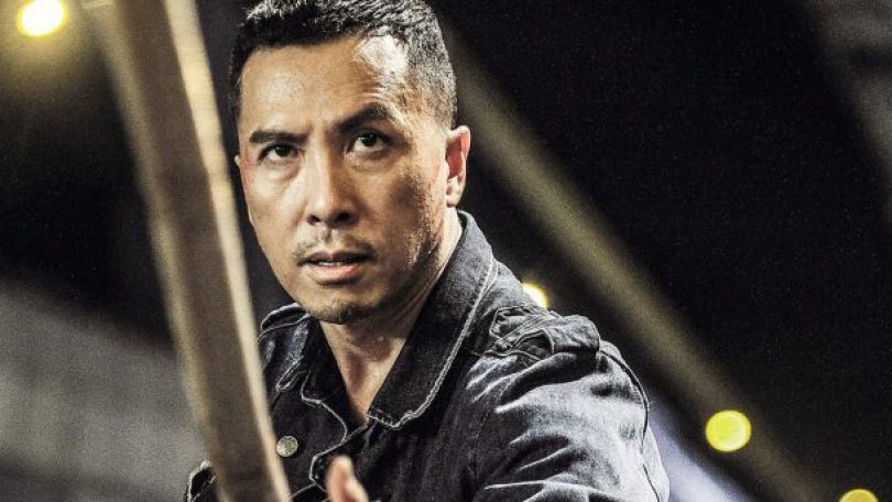 Donnie Yen dismisses rumours of rift with Wu Jing