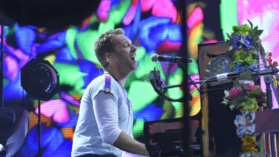 Chris Martin and other artistes who pay music tributes to Chester Bennington