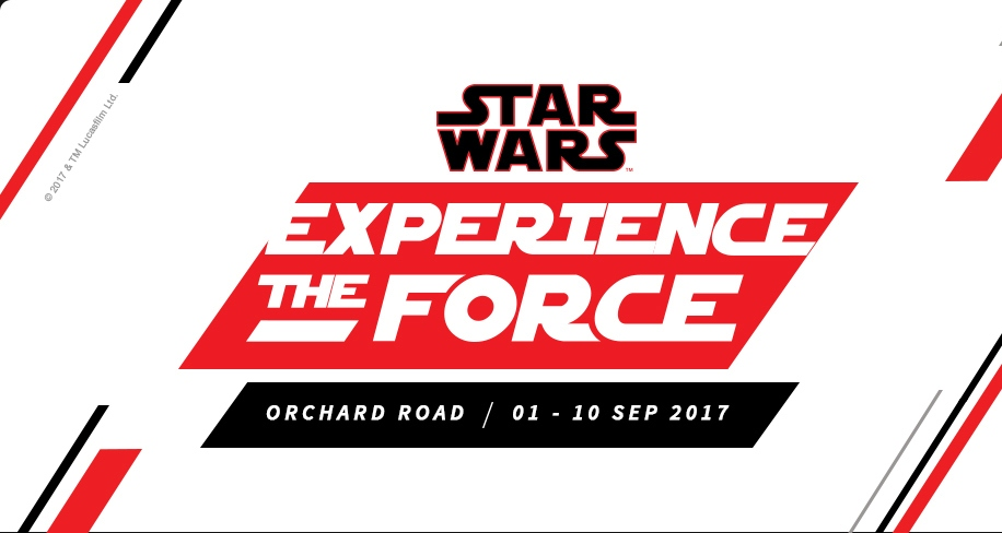 """Experience a ten-day """"Star Wars"""" fest in Singapore this September"""