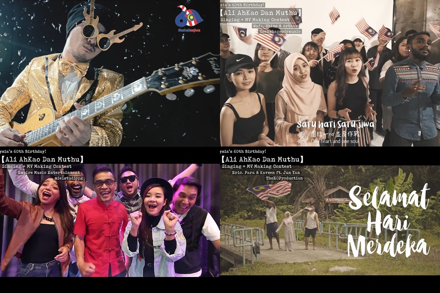 Namewee announces winners of his Merdeka singing competition