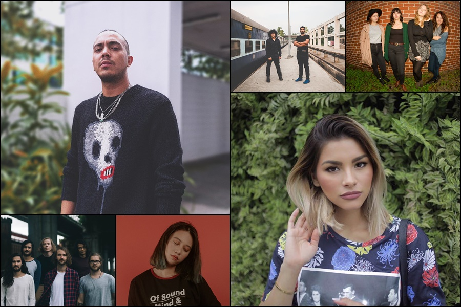 Music Matters 2017 announces over 40 artistes for 1st wave line-up