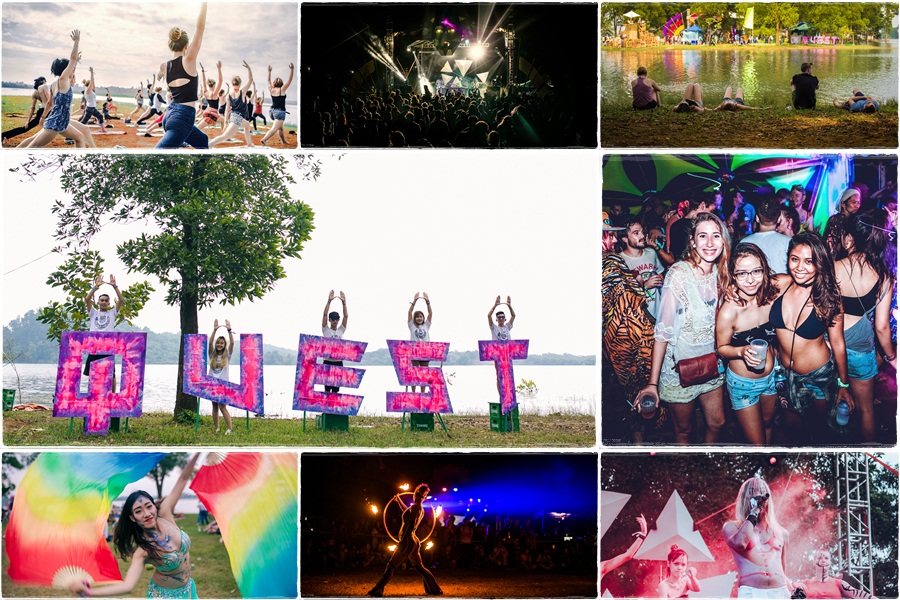 Vietnam's Quest Festival presents a whopping lineup of over 60 acts