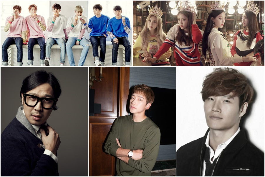 Rain, T-ara, B.A.P and more to perform in Penang