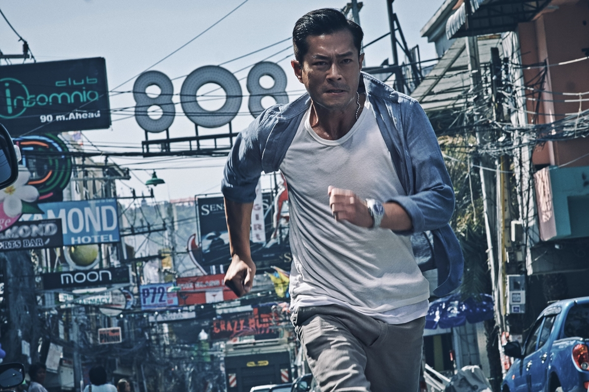 Louis Koo won't say no to being the next Kung Fu star