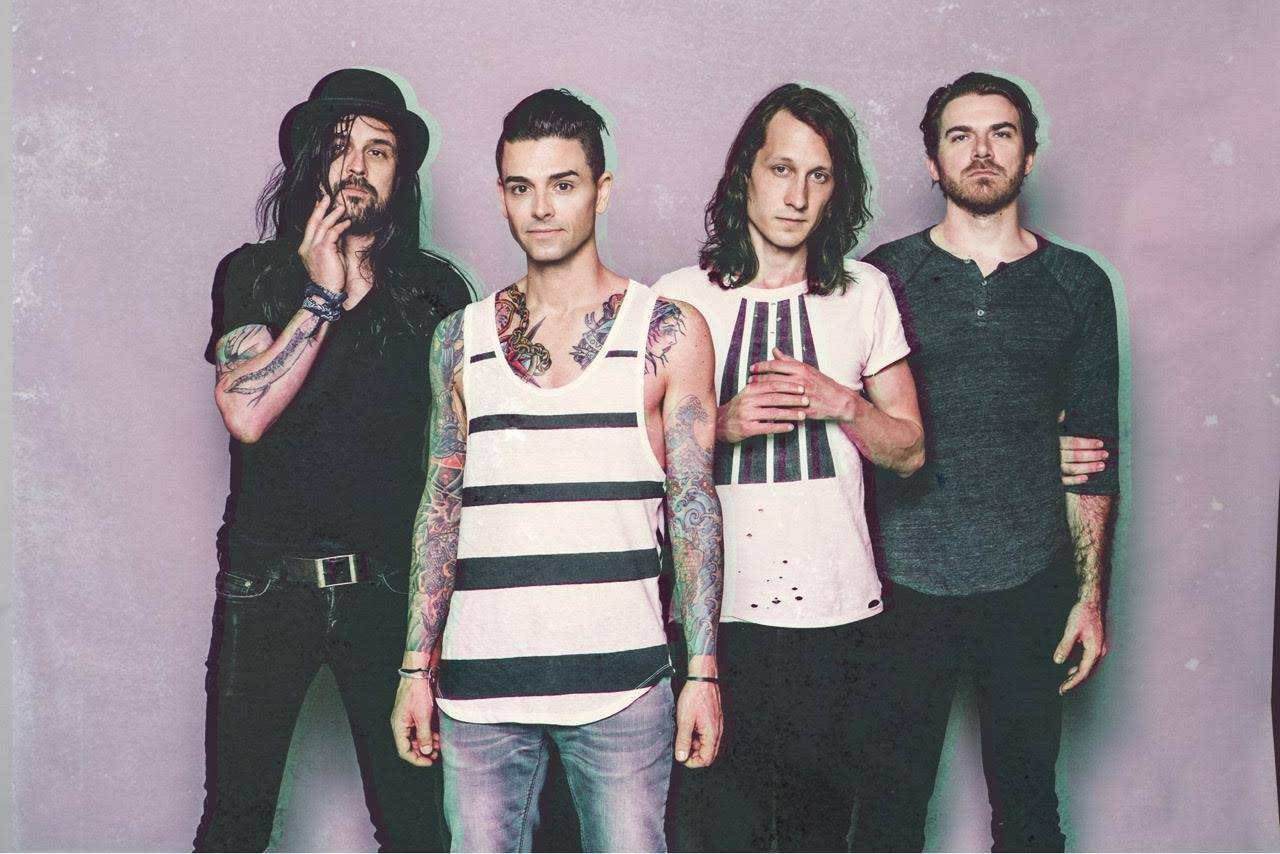 Dashboard Confessional to bring Emo back to Singapore