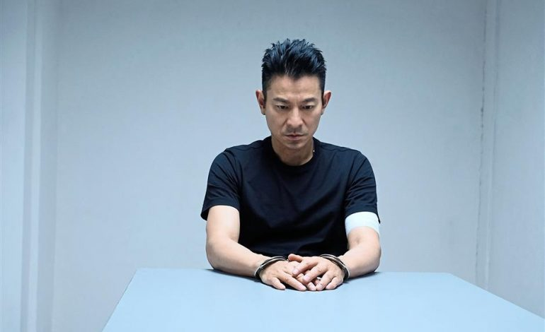 Andy Lau was always confident that he would stand up again