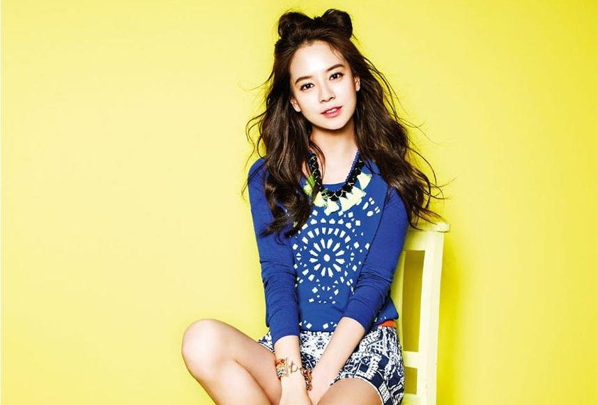 Song Ji-hyo will be in Malaysia to launch Samsung Galaxy Note 8