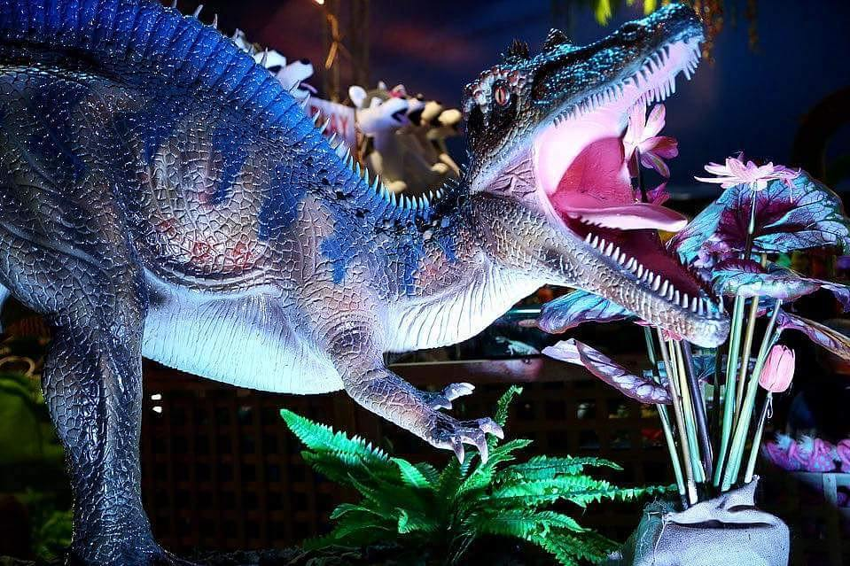 See the Jurassic age creatures come to life in Kuala Lumpur!