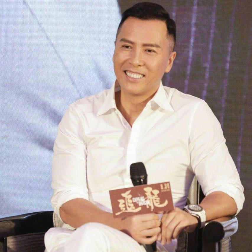 Donnie Yen to star in Wong Jing's new comedy