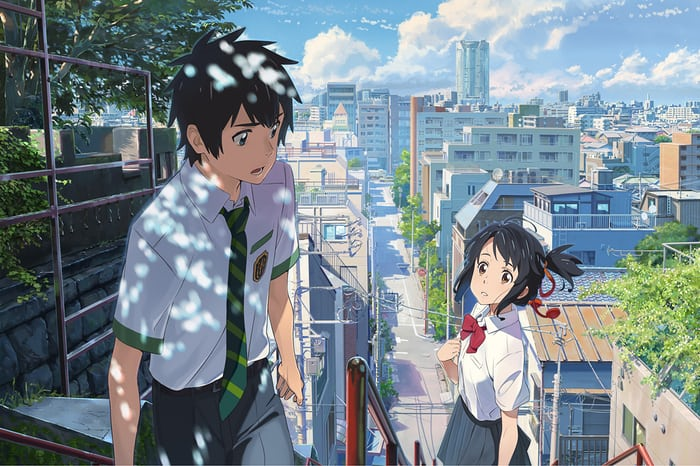 """Star Wars"" director working on live-action ""Your Name"""