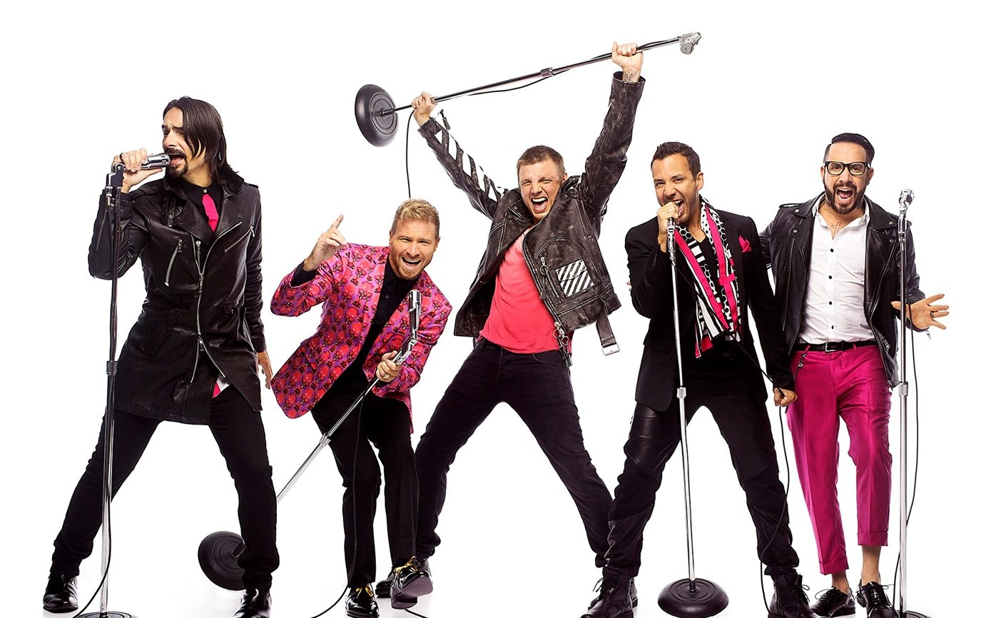 Backstreet Boys returns to Singapore after 2 years