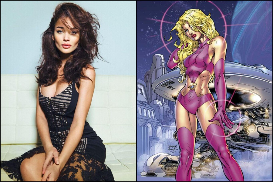 """Bollywood actress Amy Jackson makes her Hollywood debut in """"Supergirl"""""""