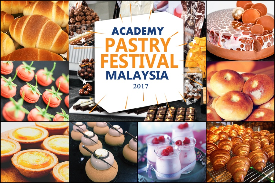 Malaysia's first Academy Pastry Festival happening this December