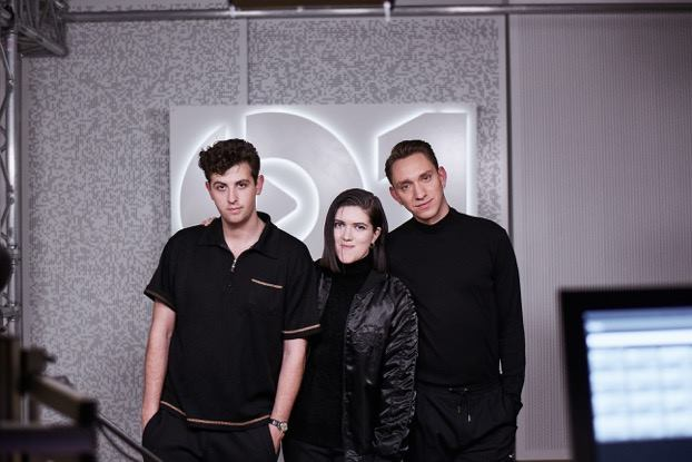 Indie pop trio The xx makes second trip to Asia