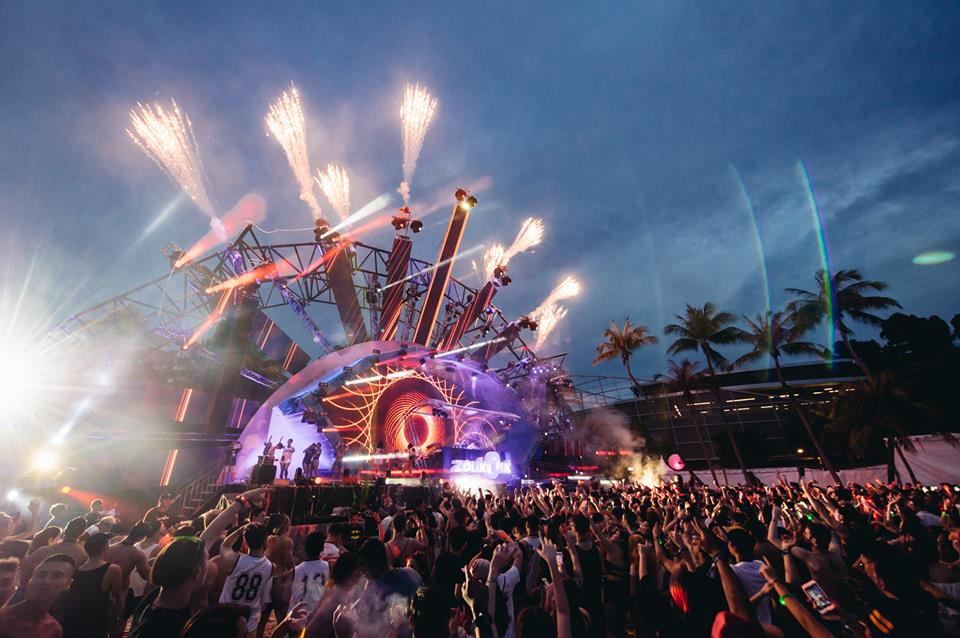 ZoukOut 2017 completes its line-up with DJ Snake, 88Rising and more