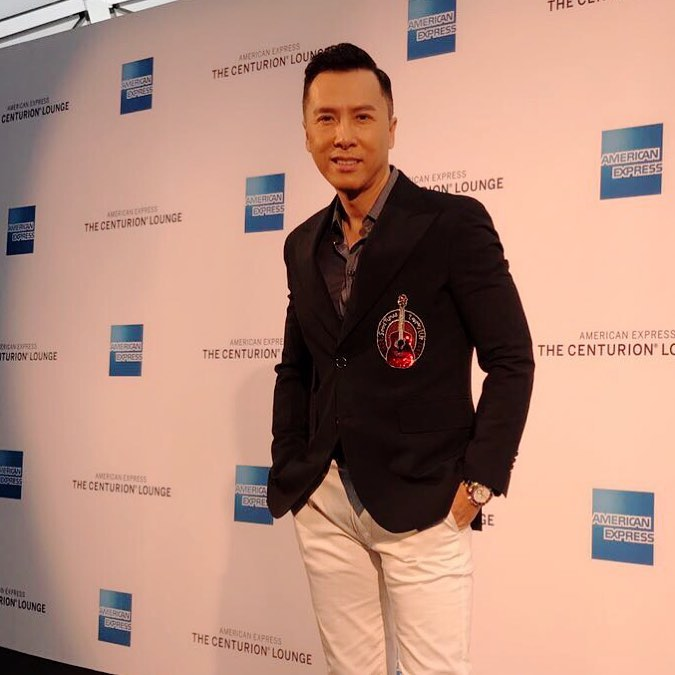 Donnie Yen says Hollywood is not his main goal