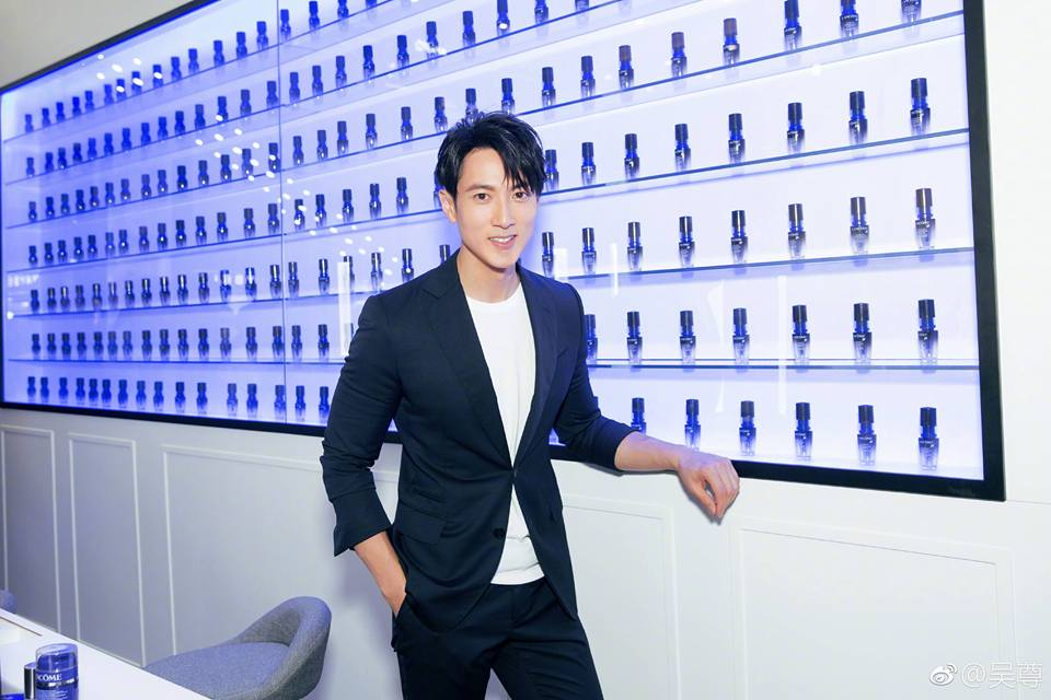 Wu Chun could have been the real prince of Brunei