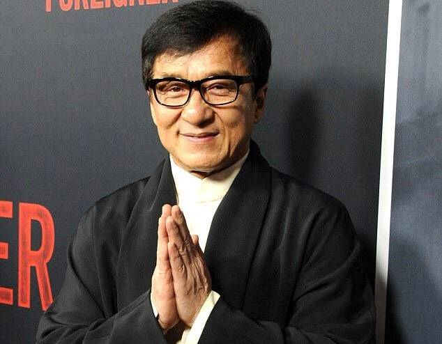Jackie Chan criticised for nonchalant remark about daughter