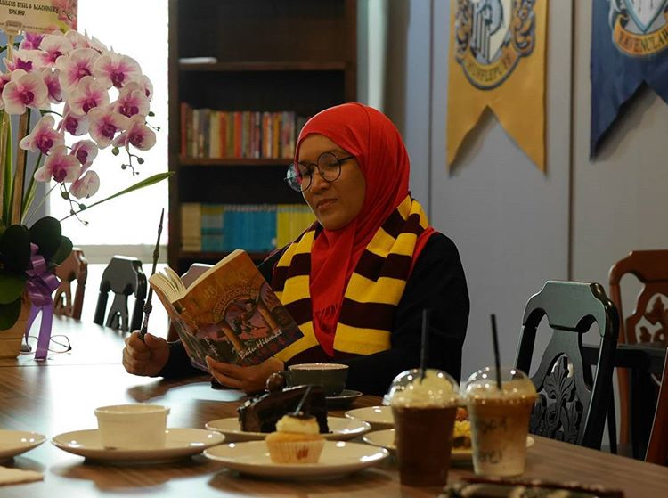Malaysia now has its own Harry Potter-themed café!