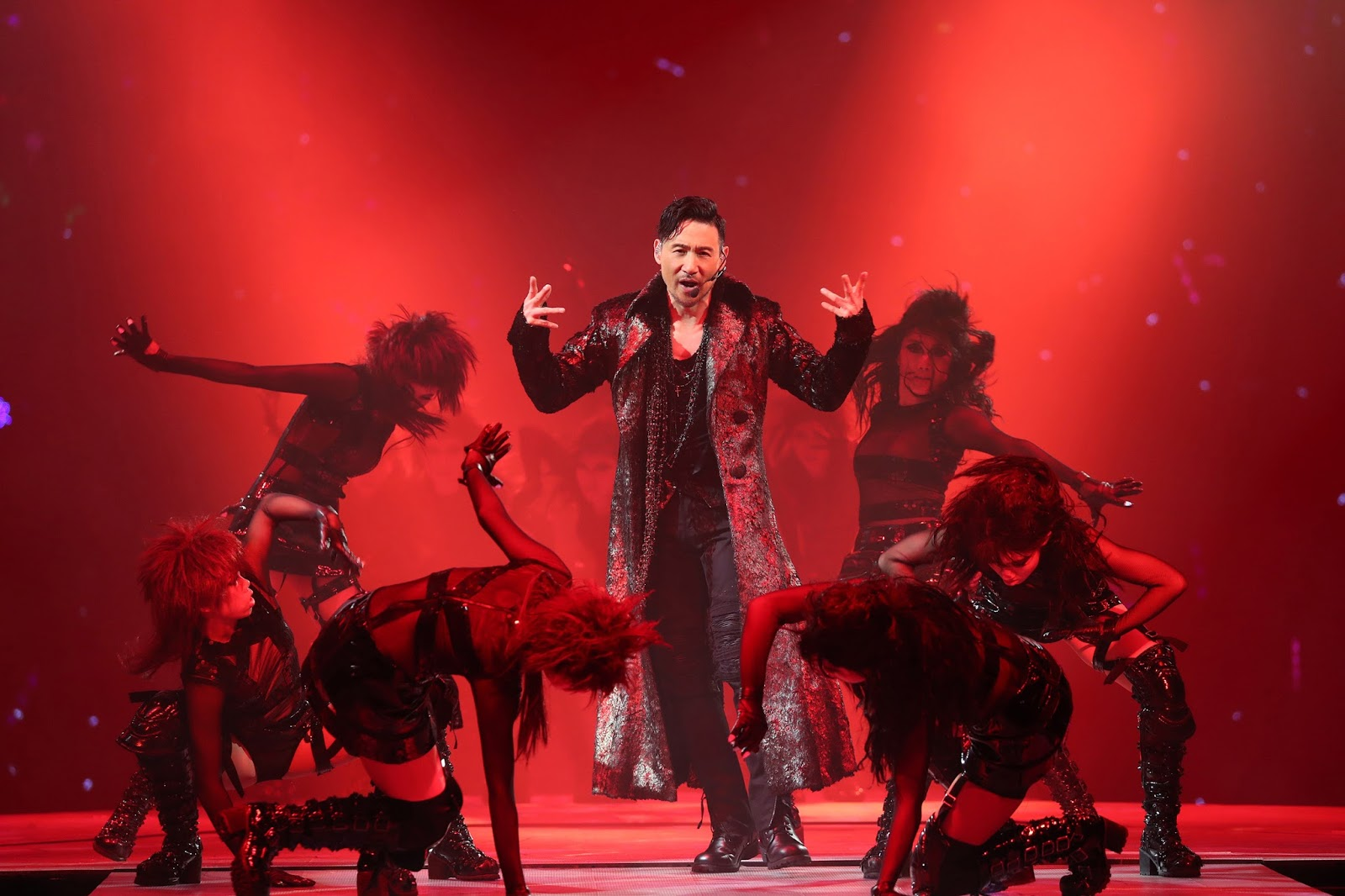 Jacky Cheung brings his new concert tour to Malaysia and Singapore