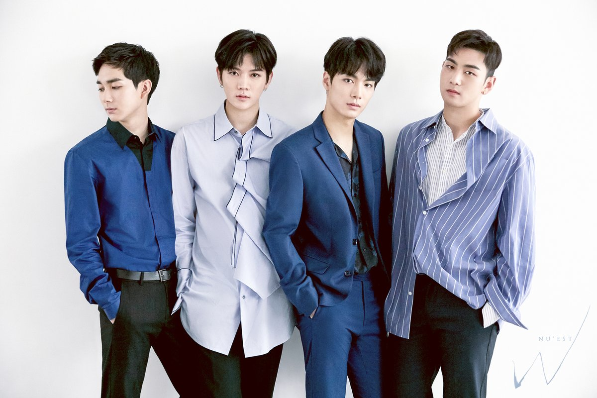 Update: NU'EST W to join K-Wave 2 Music Festival