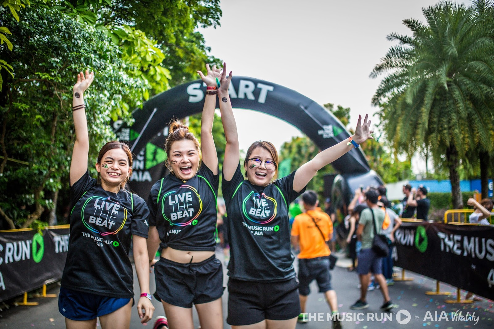 The Music Run 2017 in KL features new track and upgraded course