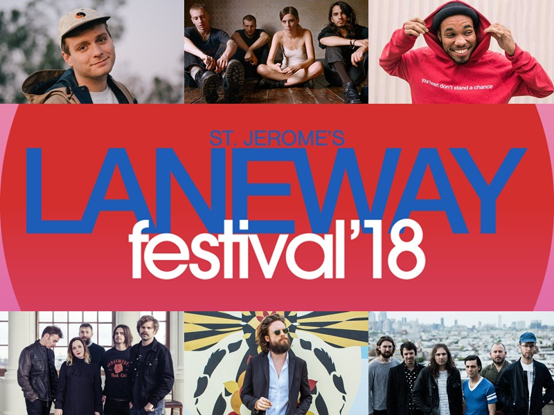 Singapore's Laneway 2018 presents first wave line-up
