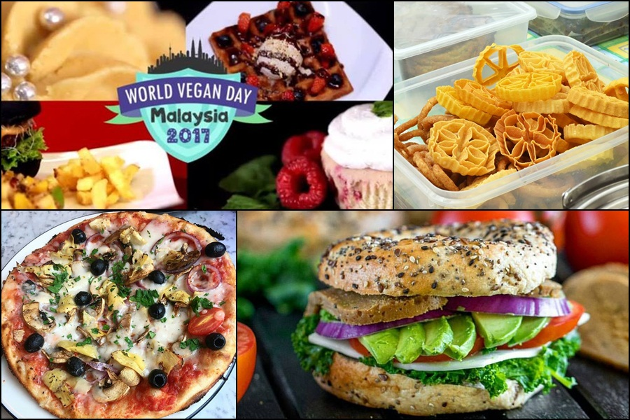 Eat healthy at Malaysia's first World Vegan Day festival