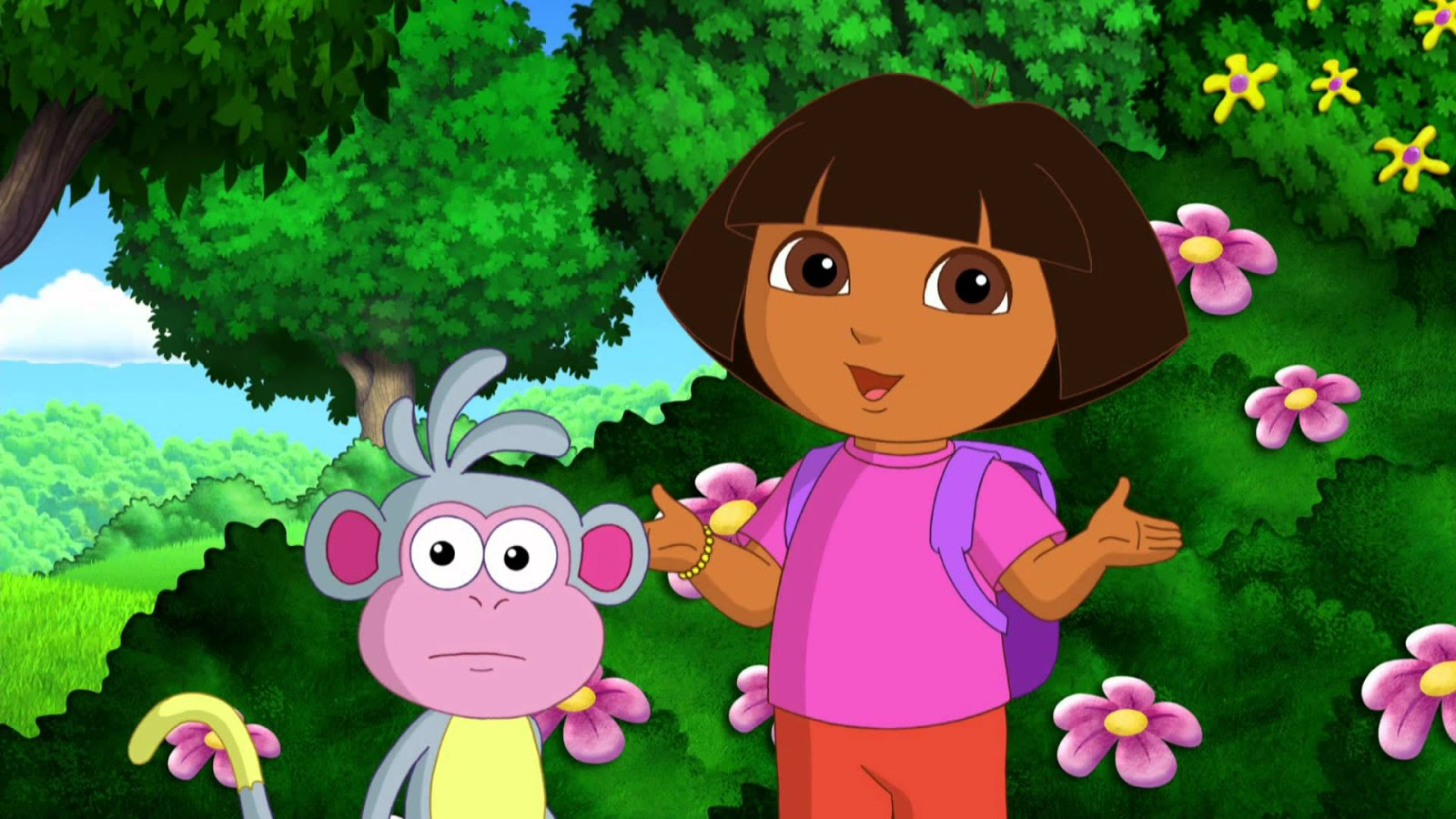 """Michael Bay working on live-action """"Dora the Explorer"""""""