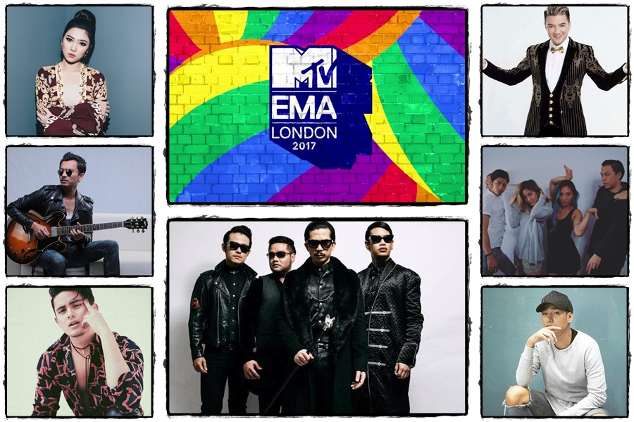 Meet the nominees for MTV EMAs Best Southeast Asian Act