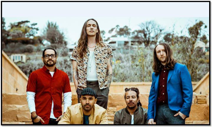 Incubus coming to Southeast Asia in 2018!