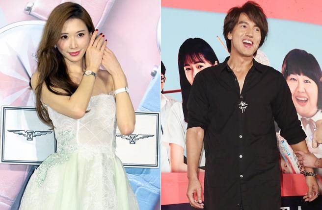 Jerry Yan and Lin Chi-ling confirm KL rendezvous